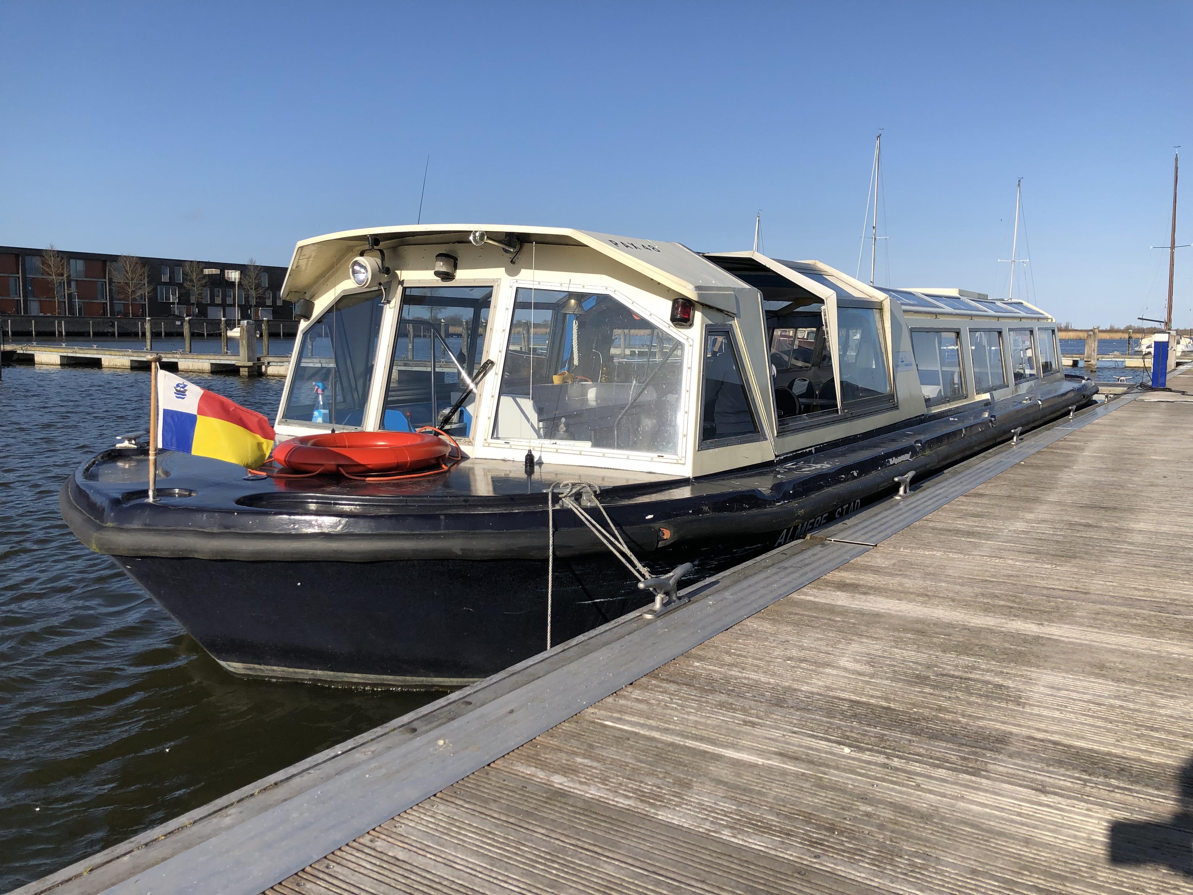 Rondvaarten door Almere